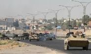 Iraqi army hunt down Islamic State terrorists in Nineveh
