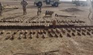 Iraqi army raids an Islamic State explosives facility in Nineveh