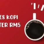 Bisnes Kopi Hipster RM5 Mampu Jana Pendapatan 5 Angka