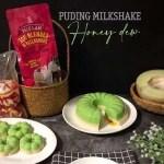 Resepi Puding Milkshake Honeydew by MIX-LAH