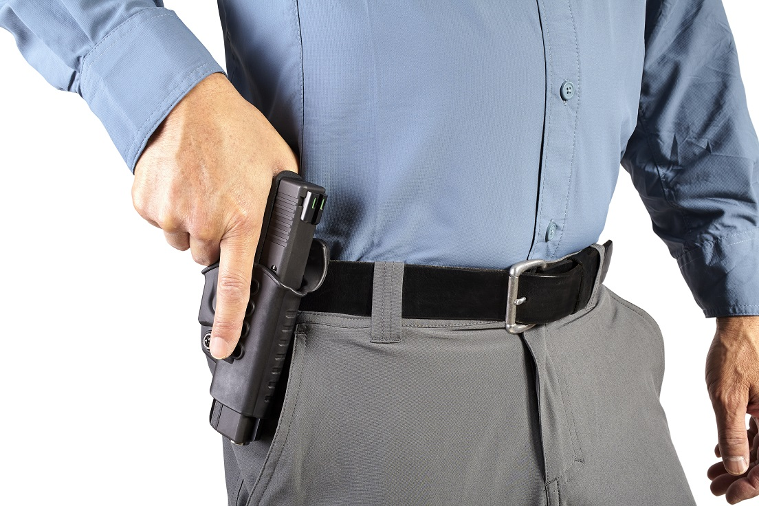 Concealed Carry Day 1 8Hrs
