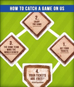 Free MLB Tickets