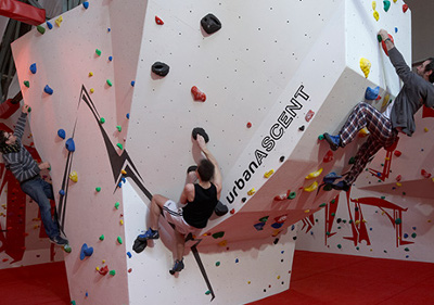 rock climbing venue