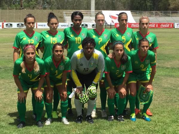 Lady Jags Team