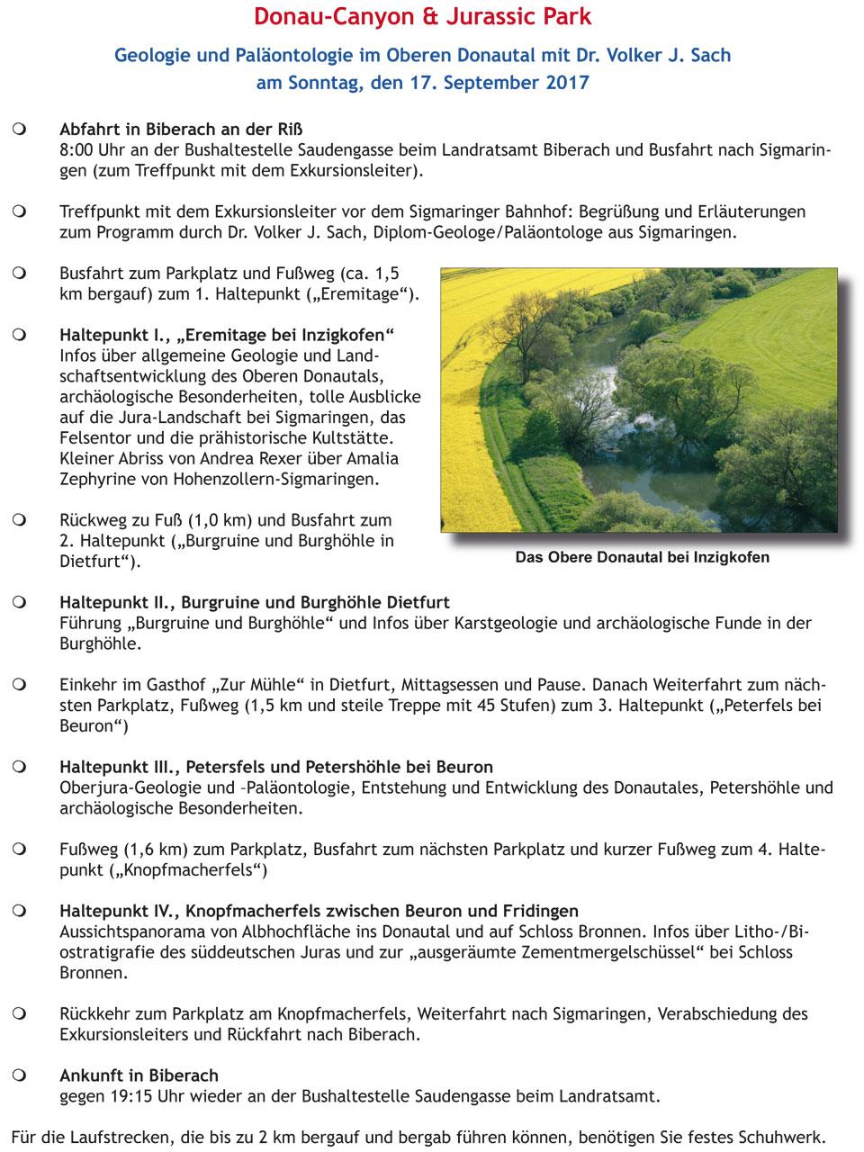 Donautal-Programm