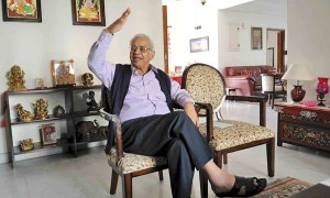 BK Chaturvedi was known for his efficiency and practical solutions