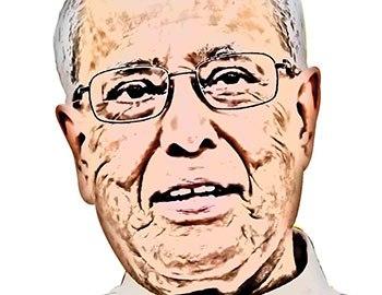 Pranab Mukharjee President of India