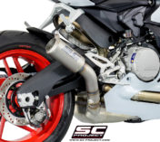 ESCAPE DUCATI PANIGALE 959 ECHAPPEMENT