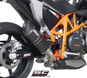 AUSPUFF KTM 690 DUKE SCARICO SC-PROJECT