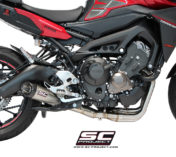 YAMAHA MT-09 TRACER EXHAUST SILENCIEUX