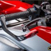 Brake Lever Guard - Aluminium