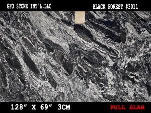 BLACK FOREST #3011