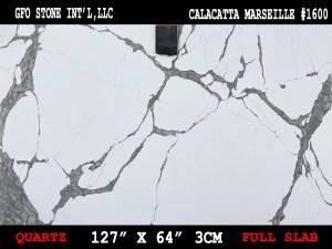 CALACATTA MARSEILLE #1600