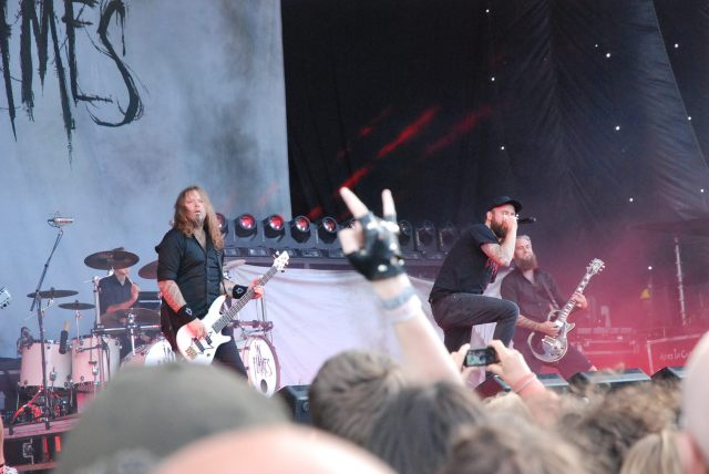 In Flames, Helviti