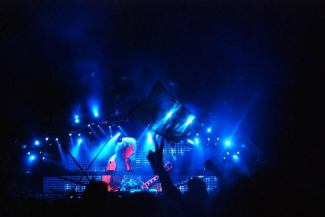 Metallica indtog natten på Orange