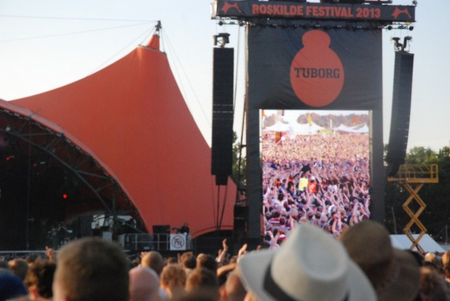 The National leverede en stærk præstation på Orange