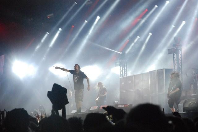 Lamb of God holdt metalfanen højt