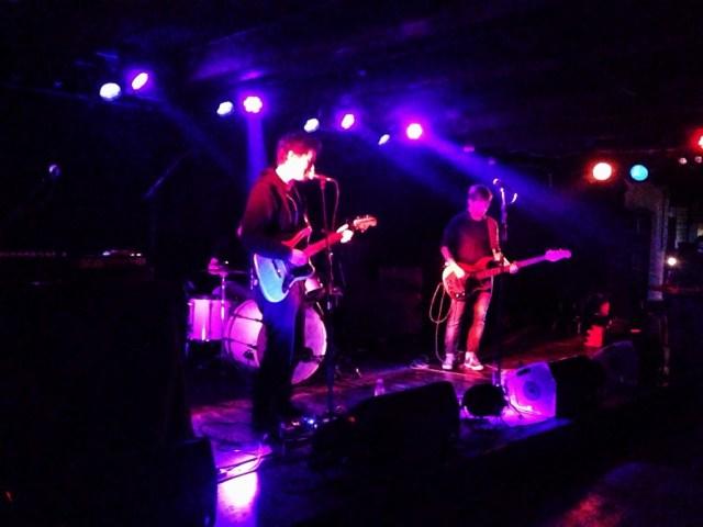 Jacob Faurholt med band