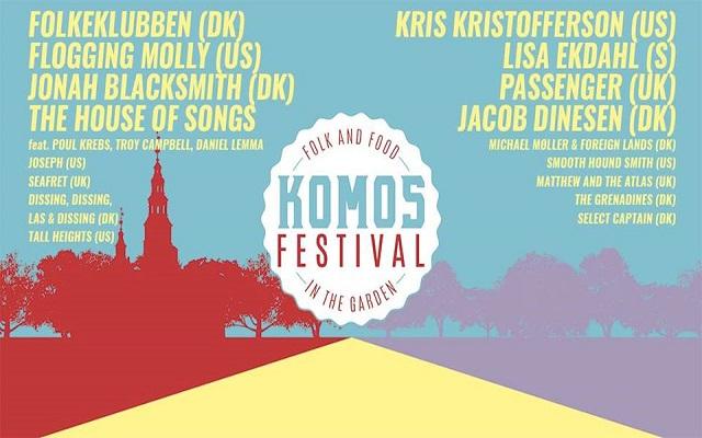 Konkurrence Vind Billetter Til Komos Festival Gfr