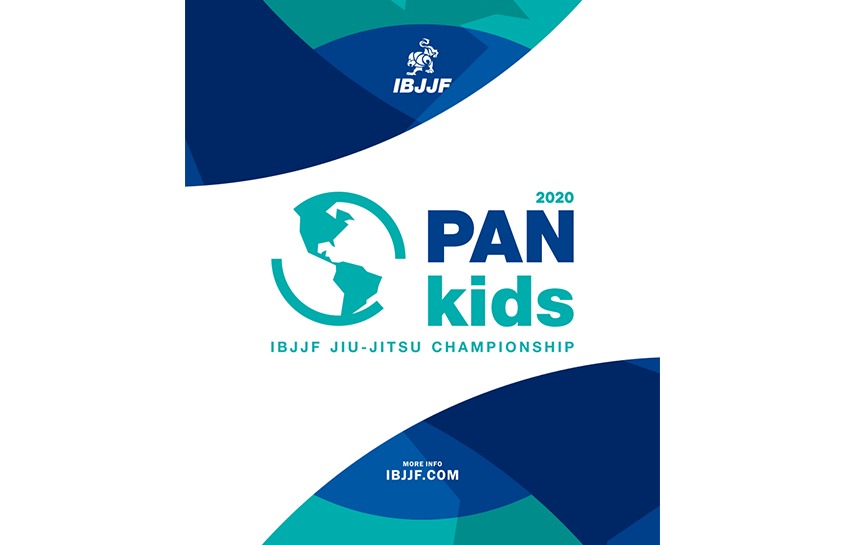 IBJJF Pan Kids Tournament 2020