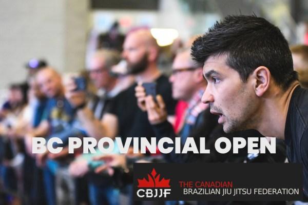 CBJJF BC PROVINCIAL OPEN 2020