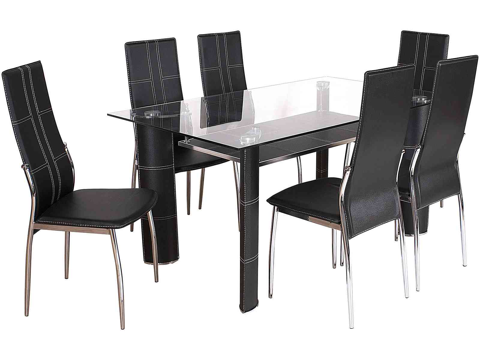 dining table and chair set uk upside down gfw - the furniture warehouse montana