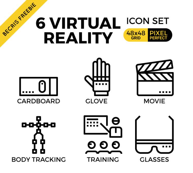 Becris-VirtualReality48px6icons-760x684
