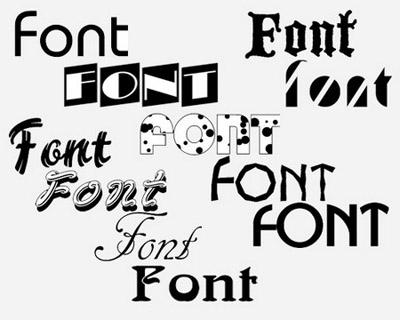 Photoshop Cs5 Fonts