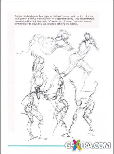 Figure Drawing, Design and Invention by Michael Hampton