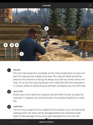 GTA V Manual Screenshot