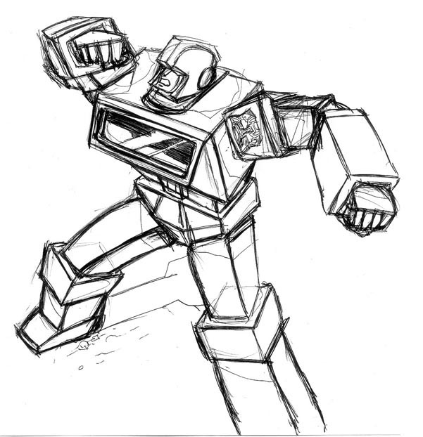 Transformers Omega Supreme Pages Coloring Pages