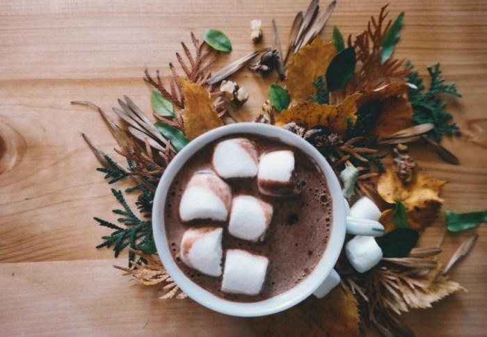 Chocolademelk met een pittige twist