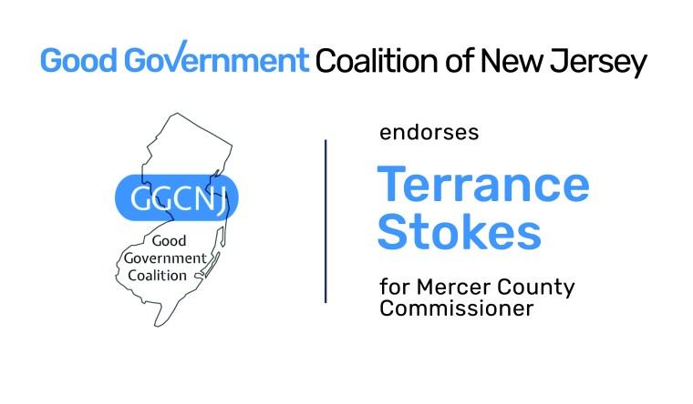Terrance Stokes for Mercer County Commissioner