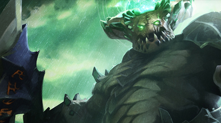 Dota 2 Guide: Underlord Support