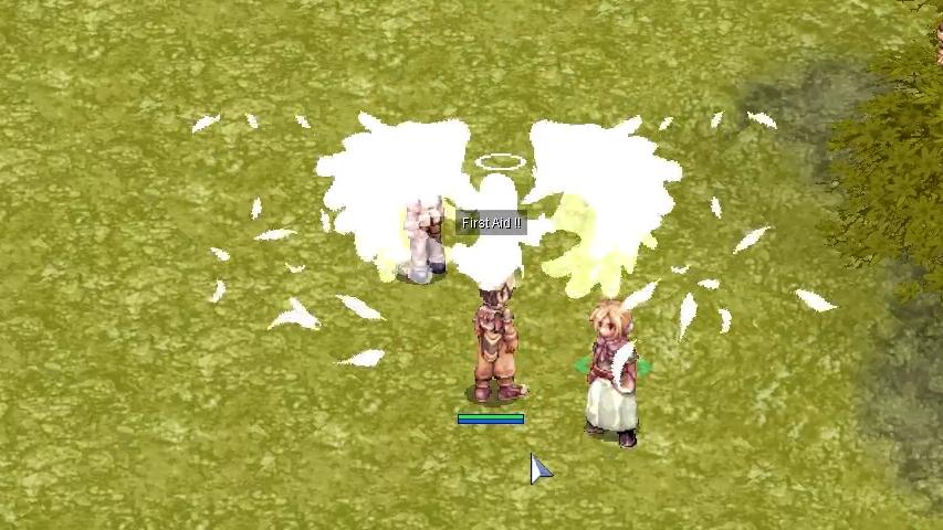 ro level up angel