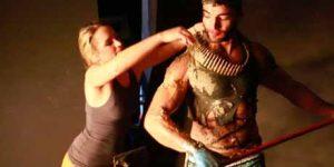 AussieBum Brave: Backstage-Bild