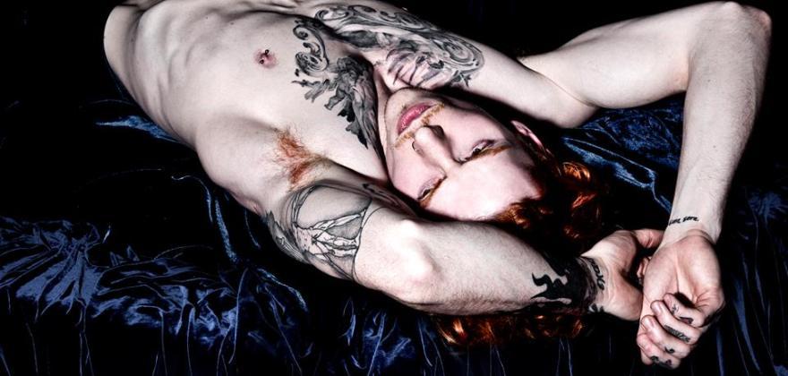 """Bild aus """"Red Hot II"""" von Thomas Knights"""