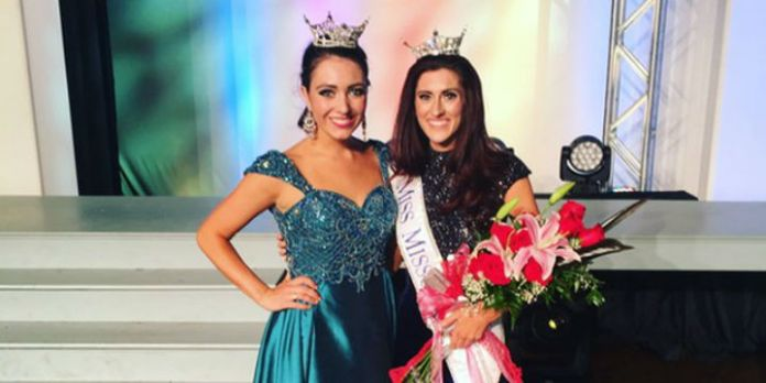 Miss Missouri Erin O'Flaherty
