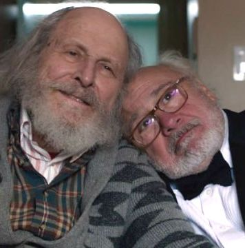 "Danny DeVito und David Margulies in ""Curmudgeons"""