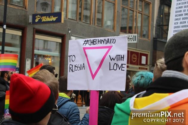 Solidaritätsmarsch