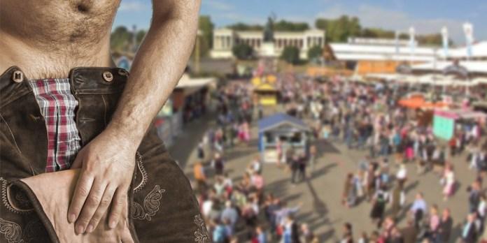 Symbolbild: Lederhose/Oktoberfest