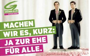 Plakat mit Christian Kern und Sebastian Kurz