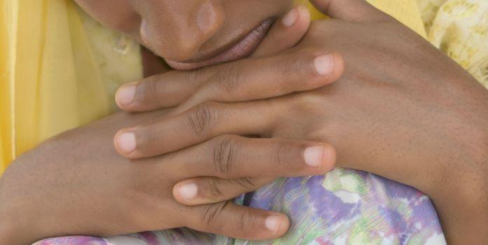 Symbolbild: Schwarzes Mädchen
