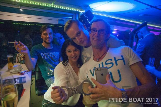 PrideBoat 2017