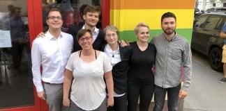 Neuer Vorstand der HOSI Wien