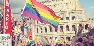 Rome Pride 2018