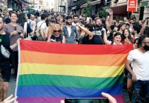 Istanbul Pride 2018