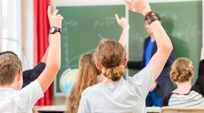 Sujetbild: Schule