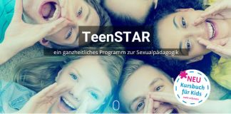 Screenshot: TeenSTAR