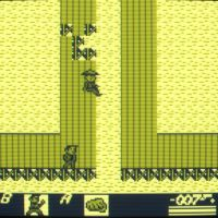 James Bond 007 game boy screenshot